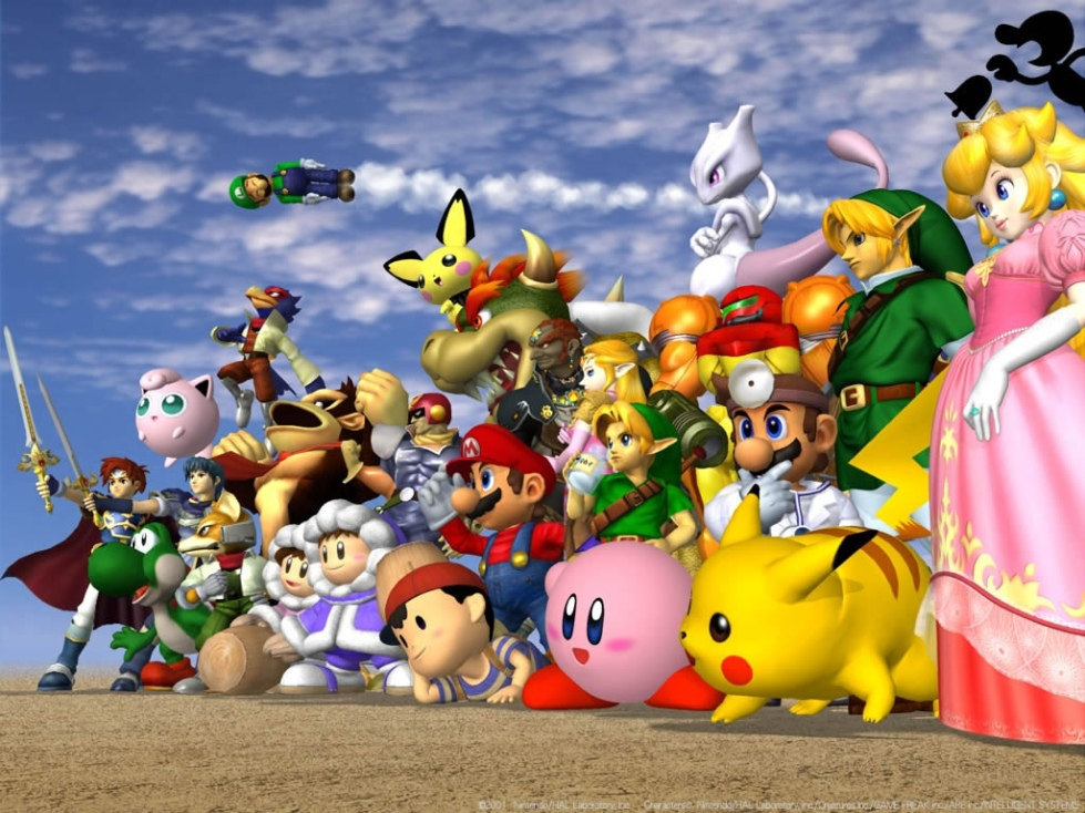 Super Smash Bros: Melee