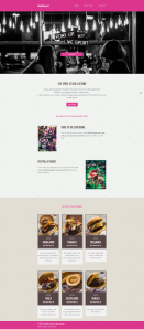 Bar&Beyond's Live Sport/Super Bowl Email Design